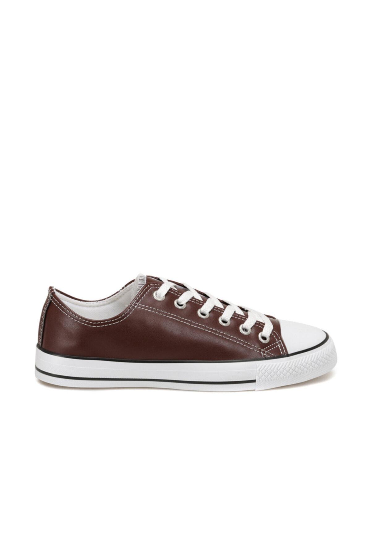 FORESTER EC-2001 Bordo Erkek Kalın Tabanlı Sneaker 100669571 2