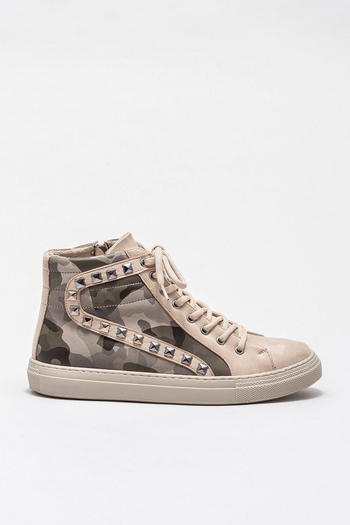 Elle Shoes Kadın TUCKER Bot & Bootie 20KRGN-53 1