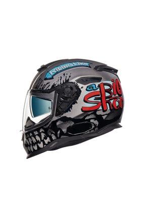 Nexx Sx100 Big Shot Full Face Motosiklet Kaskı