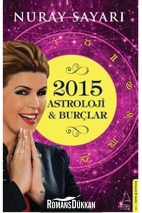 Destek Yayınları Astroloji & Burçlar 2015