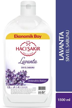 Hacı Şakir Lavanta Sıvı El Sabunu 1500 ml