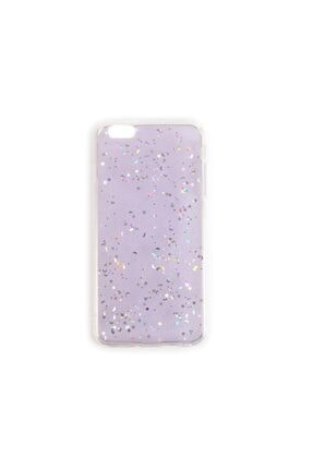 Mopal Iphone 6 6s Ay Yıldız Desenli Şeffaf Silikon