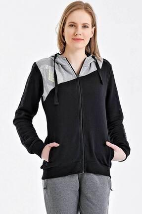 KEMPA Kadın Günlük Sweatshirt Fermuarlı Core 2.0 2002197