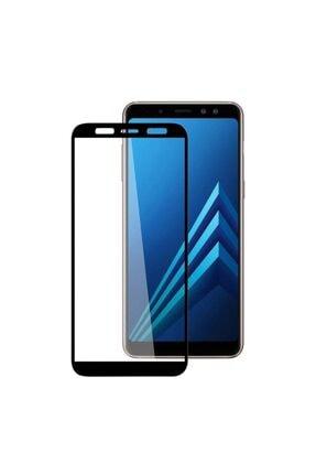 Concord Samsung Galaxy A6 Plus 2018 Ekran Koruyucu 21d Kırılmaz Cam Tam Kaplamalı