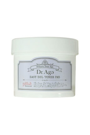 Limonian Dr Age Easy Del Toner Pad