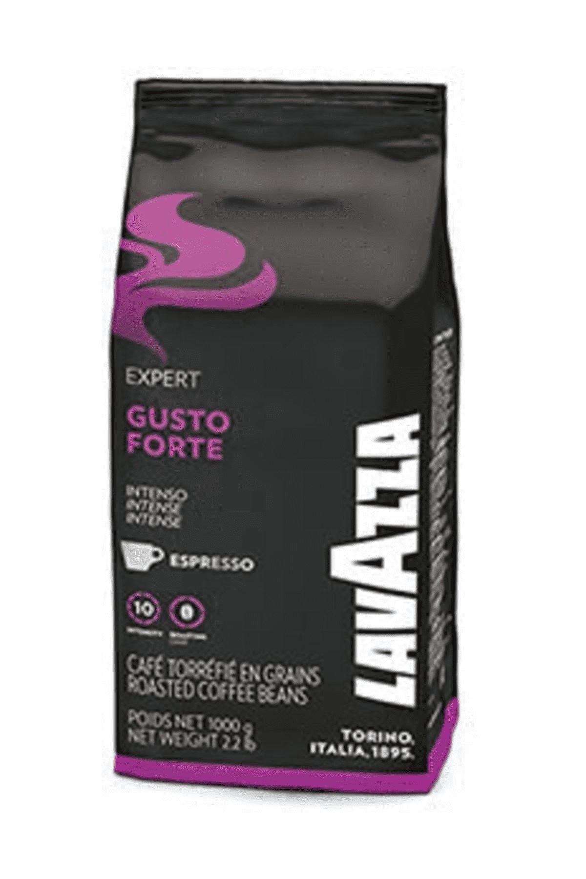 LavAzza Expert Gusto Forte Çekirdek Kahve 1 Kg 1