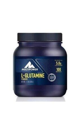 Multipower L-glutamine Powder 500gr