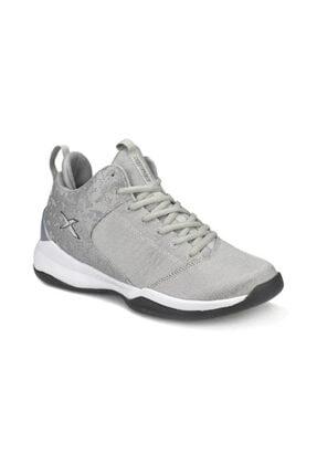 Kinetix Erkek Gri Basketbol Ayakkabısı