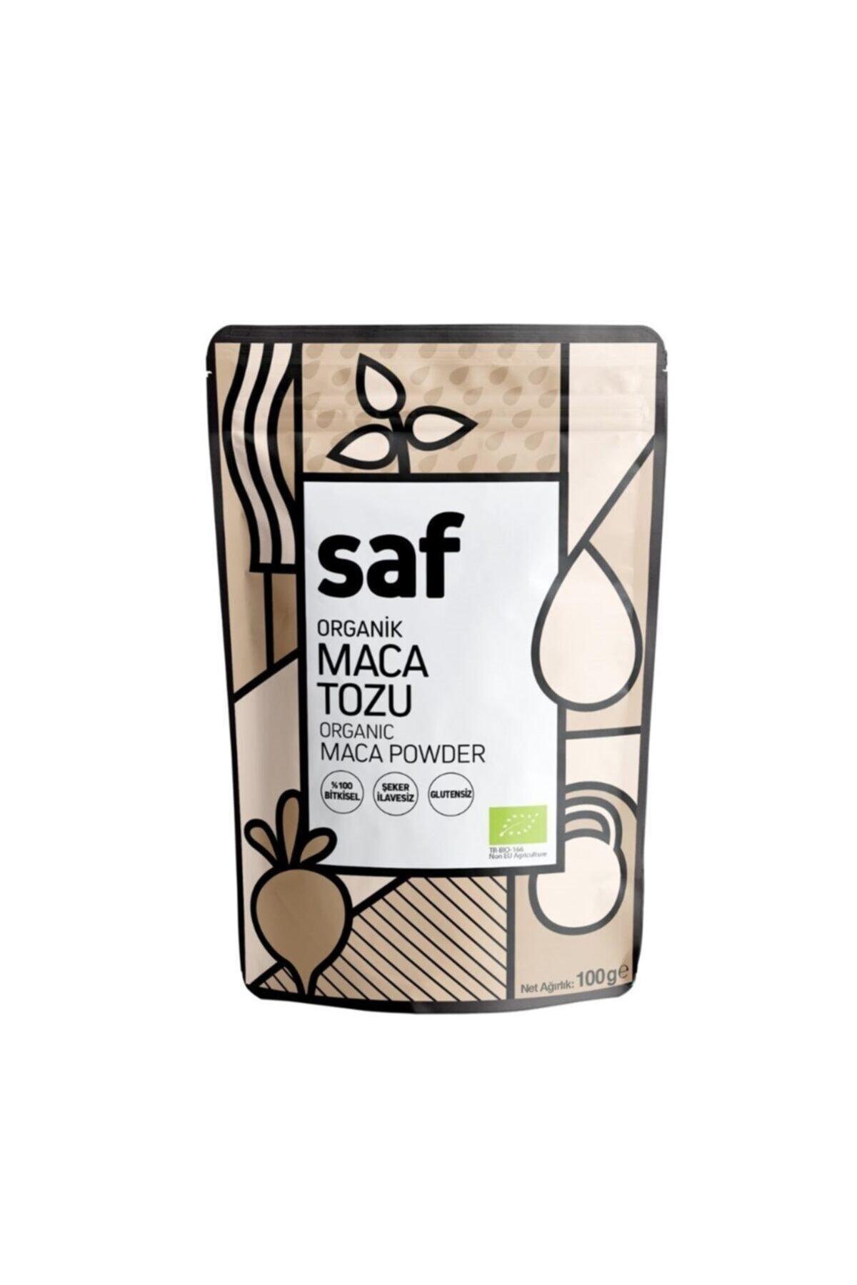 Saf Nutrition Nutrition Organik Maca Tozu, 100gr 1