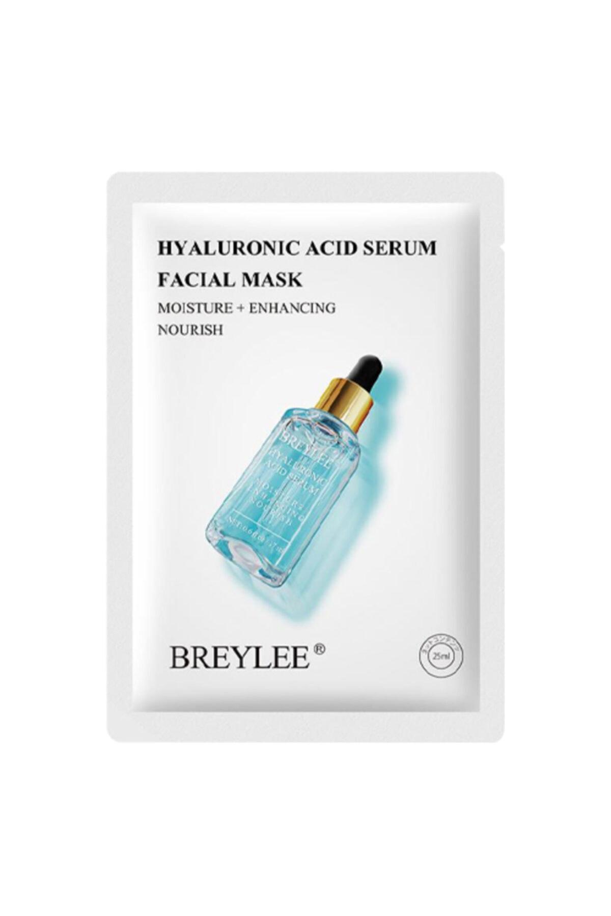 Ocean Breylee Hyaluronik Asit Serumulu Cilt Bakımı Maskesi 1
