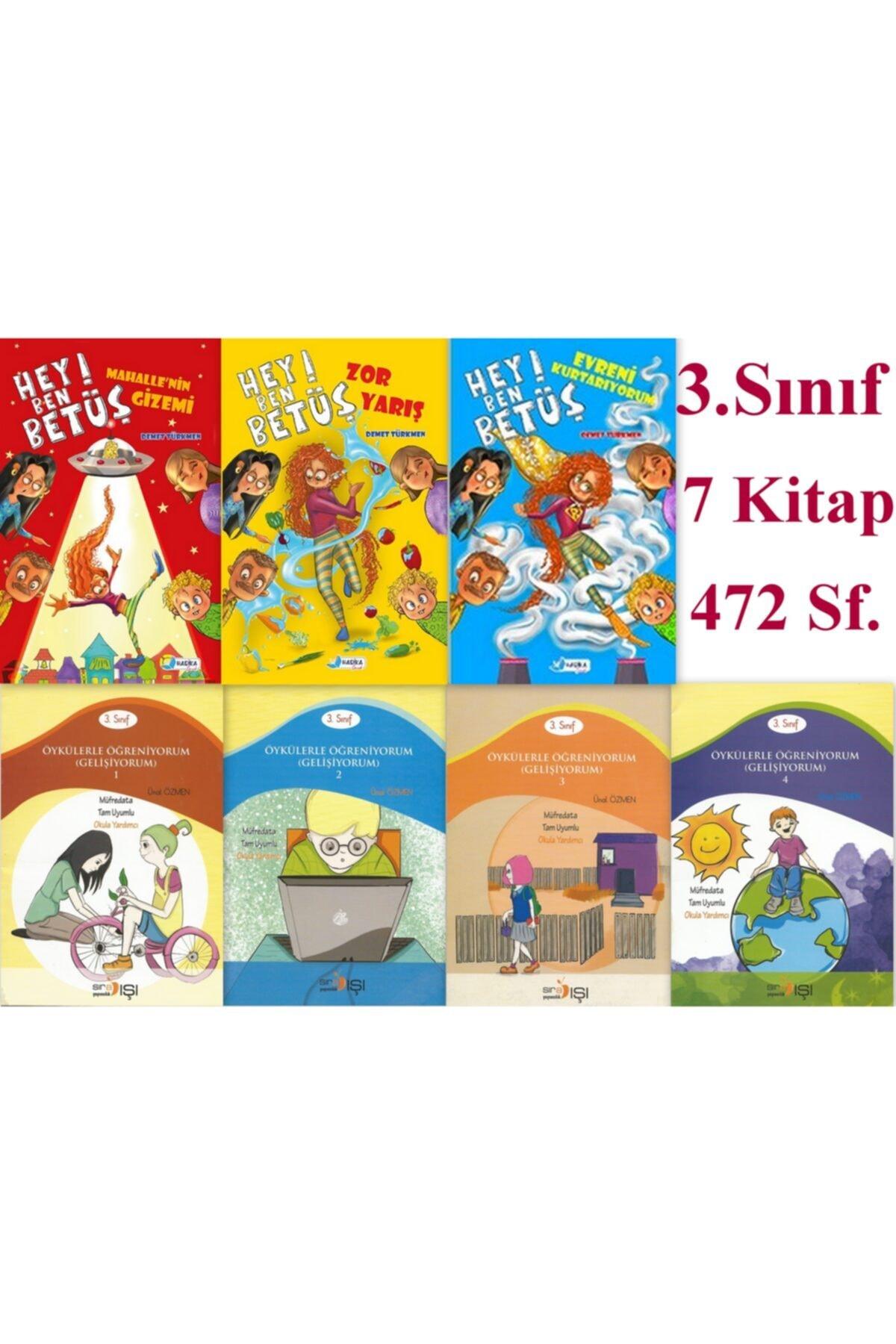 Harika Kitap 3. Sınıf Eğlenceli, Muhteşem Maceralı Set 7 Kitap 1
