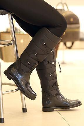 Tekin Ayakkabı Kadın Yağmur Botu