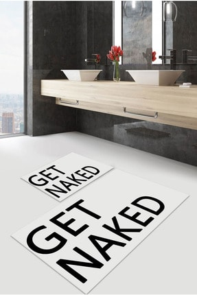 Markaev Bej Bath 114 Get Naked Ikili Klozet Takımı