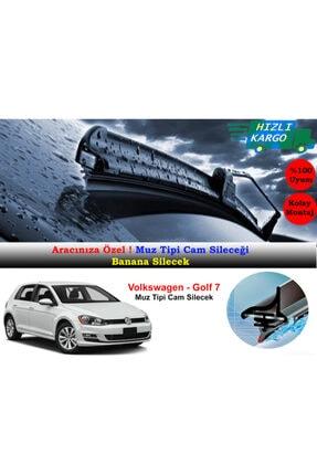 Inwells Volkswagen Golf 7 2013-2019 Muz Silecek Takımı