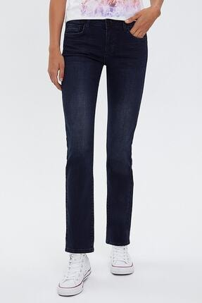 Loft Kadın Lacivert Pantolon