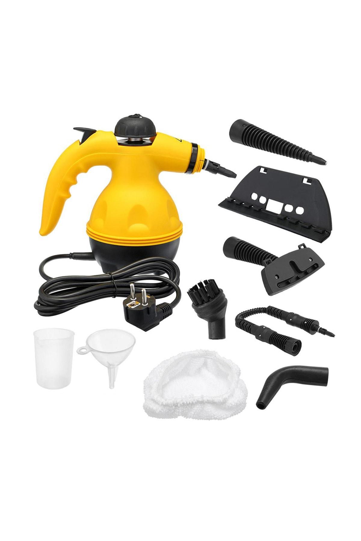 kochler K001 Hand Steam Cleaner Buharlı Temizleyici Ve Dezenfeksiyon Makinesi 1
