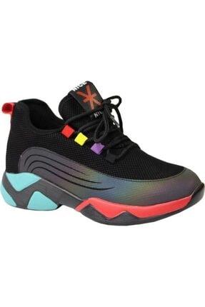 Guja Kadın Siyah Spor Ayakkabı 20k355-1
