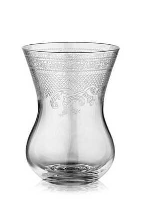 Cemile Bohemia Kristal Celine Panto 6'lı Çay Bardağı