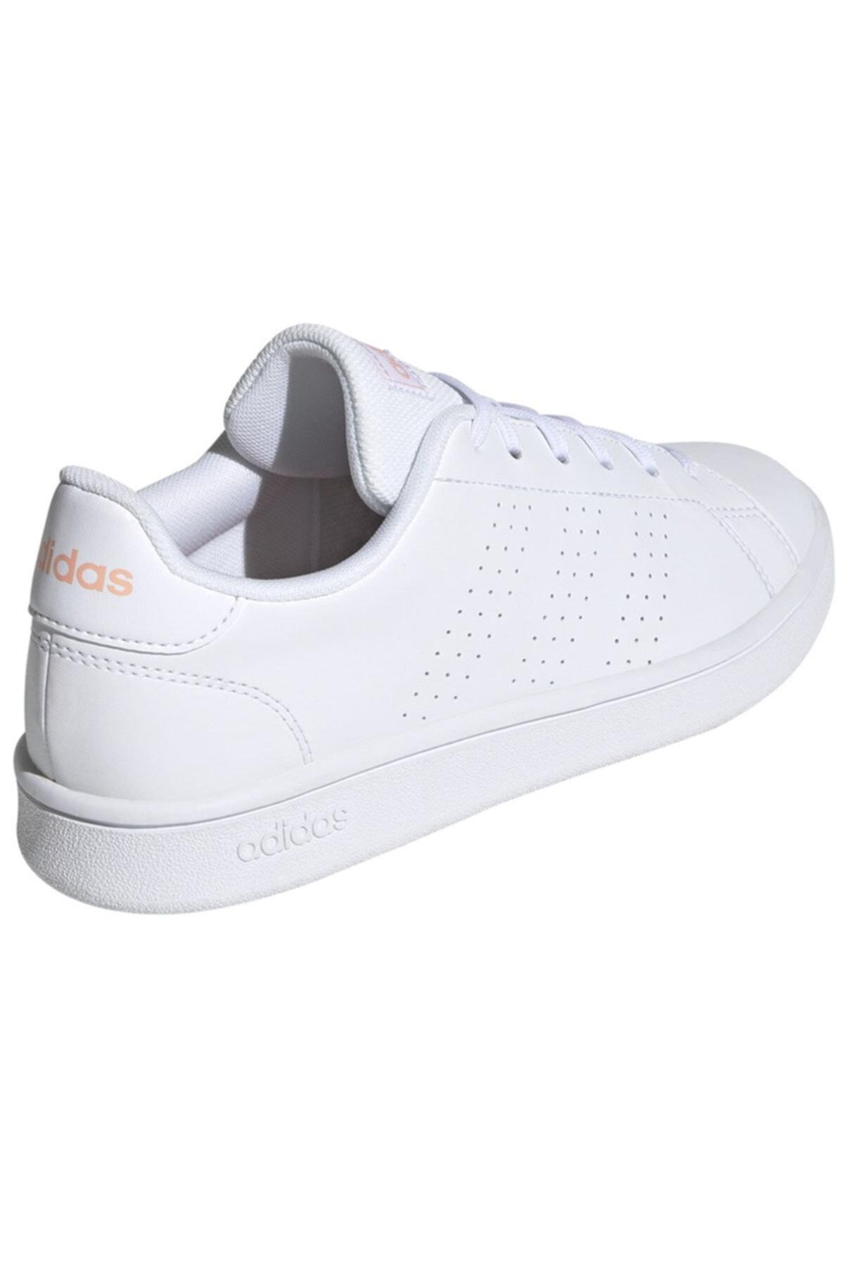 adidas ADVANTAGE BASE Beyaz Kadın Sneaker Ayakkabı 100481838 2