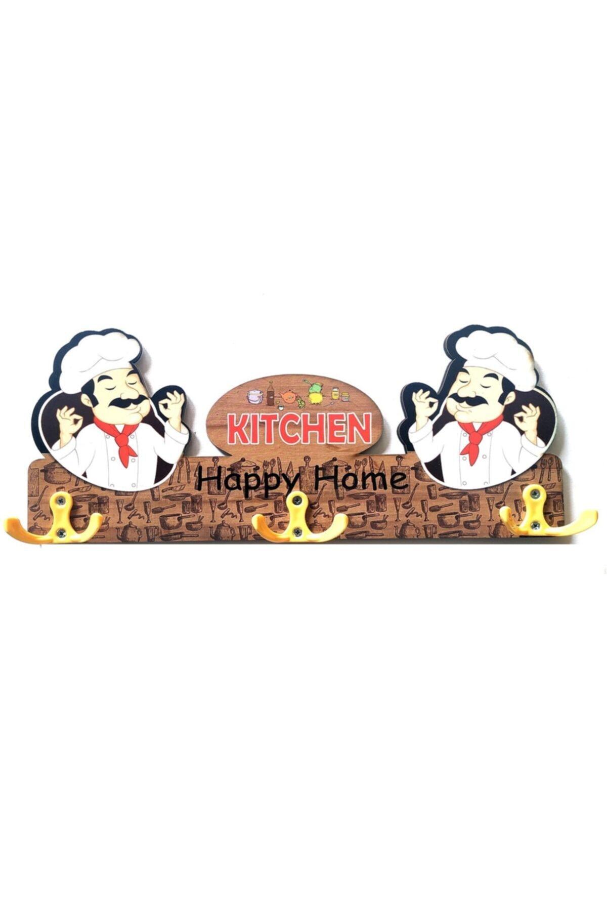 Transformacion Kitchen Yapışkanlı Mutfak Askısı 713157 1
