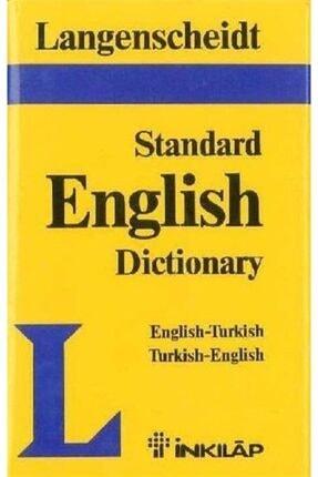 İnkılap Kitabevi İngilizce Türkçe Langenscheidts Standart Sözlük