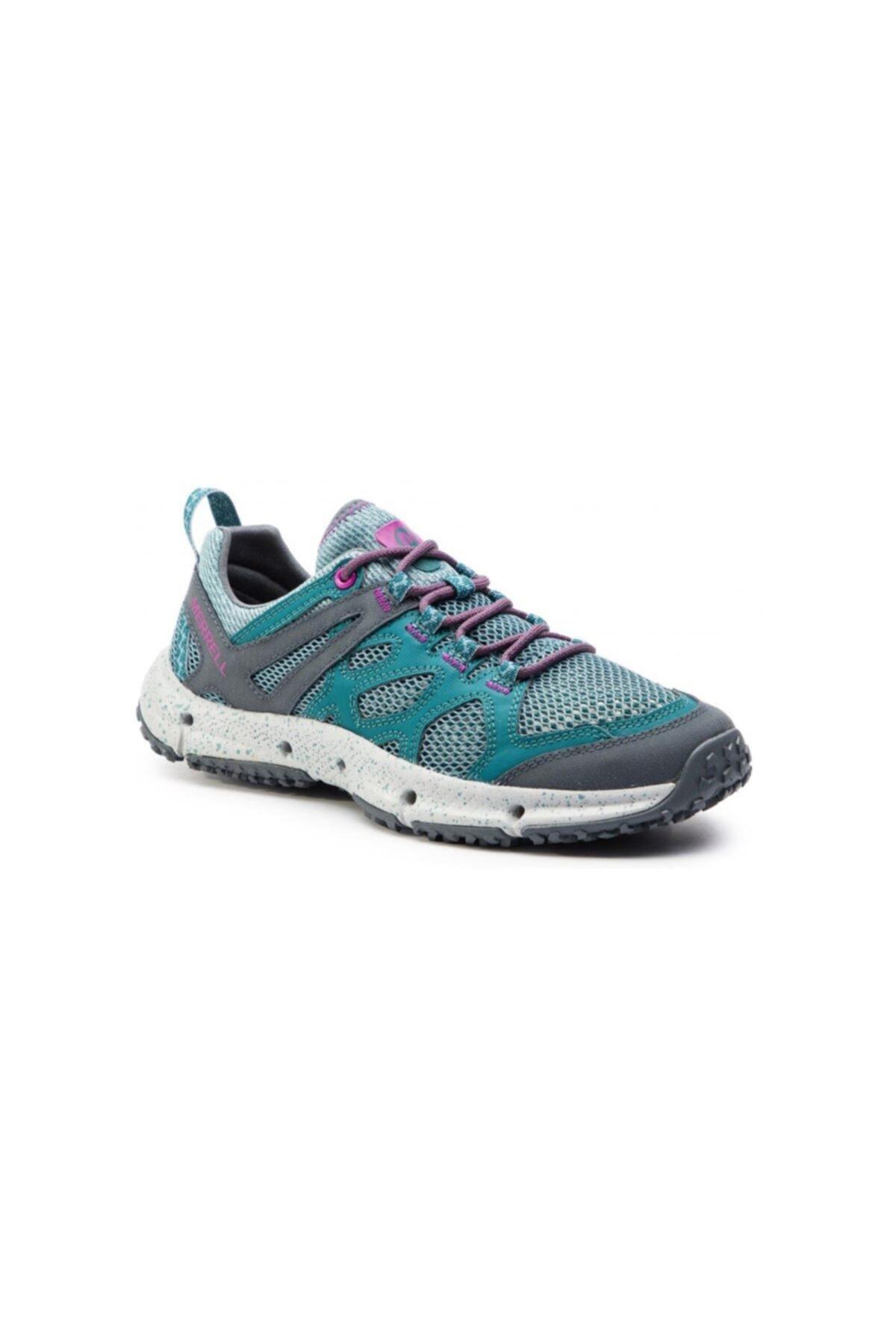 Merrell Kadın Mavi Hydrotrekker Sandalet 1