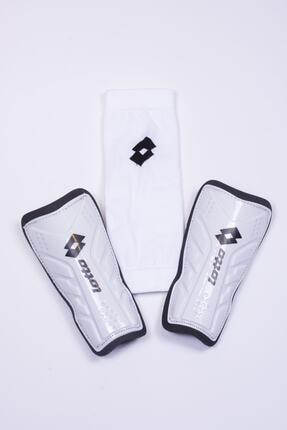 Lotto Dizlik Tekmelik New Shınguard Tudor Socks M Beyaz