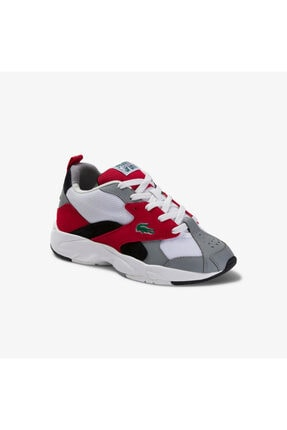 Lacoste Kadın Gri Storm 96 120 4 Us Sfa  Sneaker