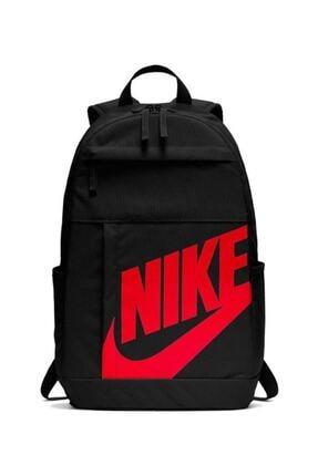 Nike Unisex Siyah Baskılı  Sırt Çantası
