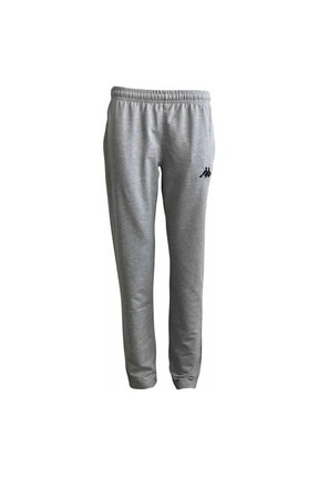 Kappa Unisex Gri Sweat Pantolon