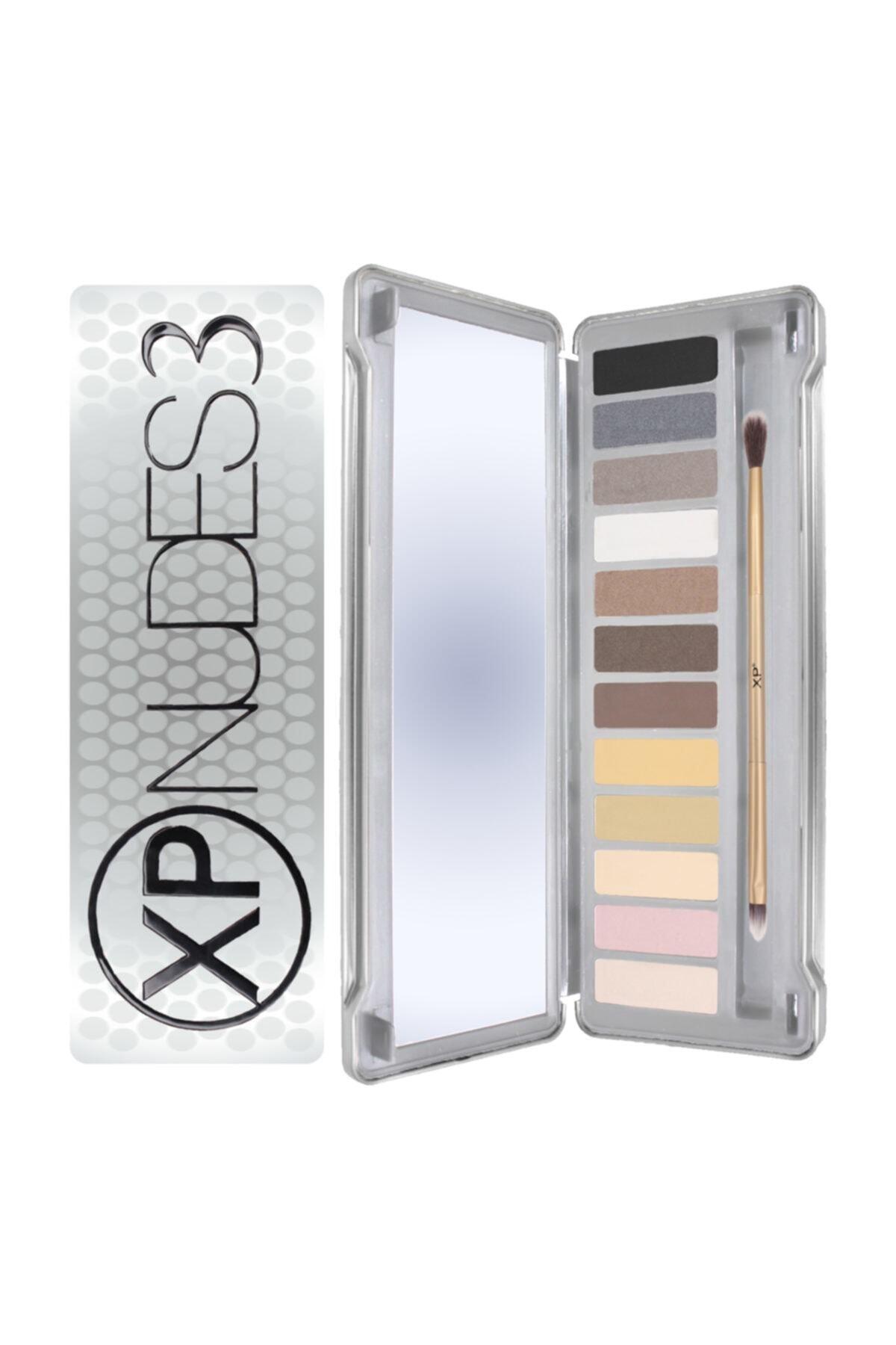 XP Nudes 3 Metal Far Paleti 1