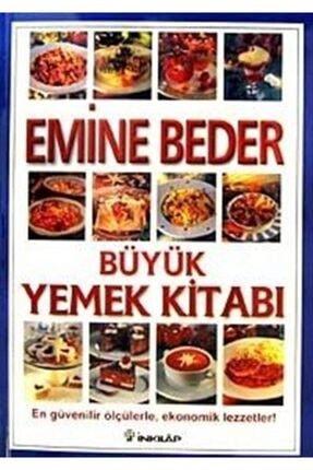 İnkılap Kitabevi Emine Beder Büyük Yemek Kitabı