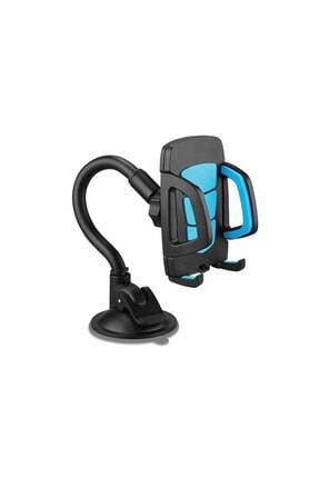 S-LINK Universal Ayarlanabilir Mavi Araç Telefon Tutucu