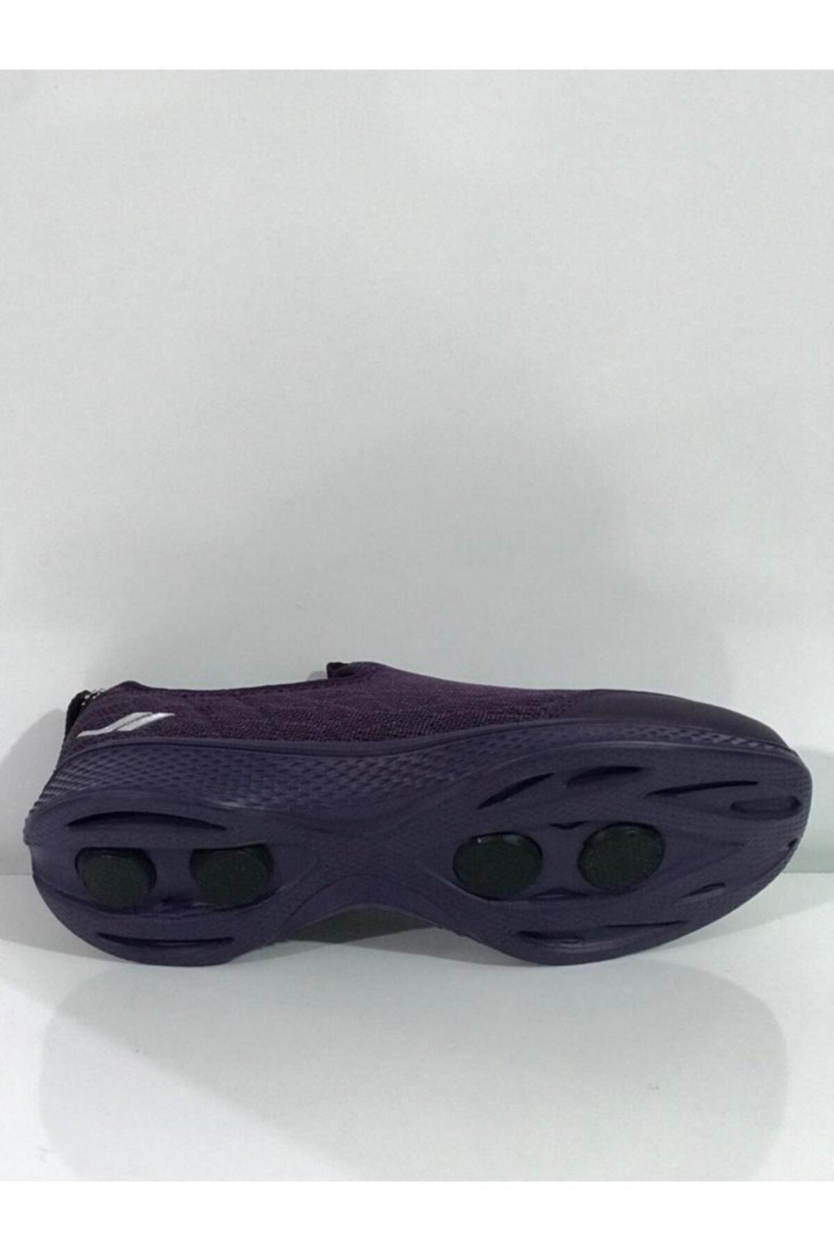 Lescon Kadın Mor Spor Ayakkabı 2
