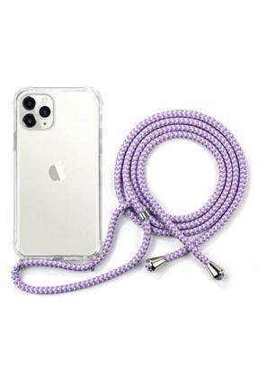 HEYO COVER Iphone 8 Plus Boyundan Askılı Telefon Kılıfı