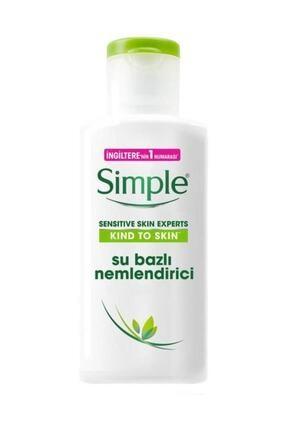 Simple Sensitive Skin Experts Kind To Skin Su Bazlı Nemlendirici 125 ml