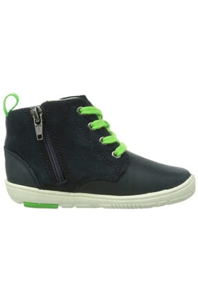 CLARKS Unisex Çocuk Lacivert Maxı Hehe Ayakkabı