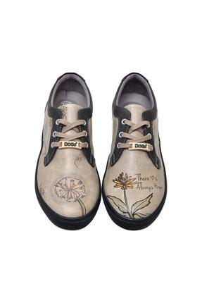 Dogo Kadın Bej Sneaker