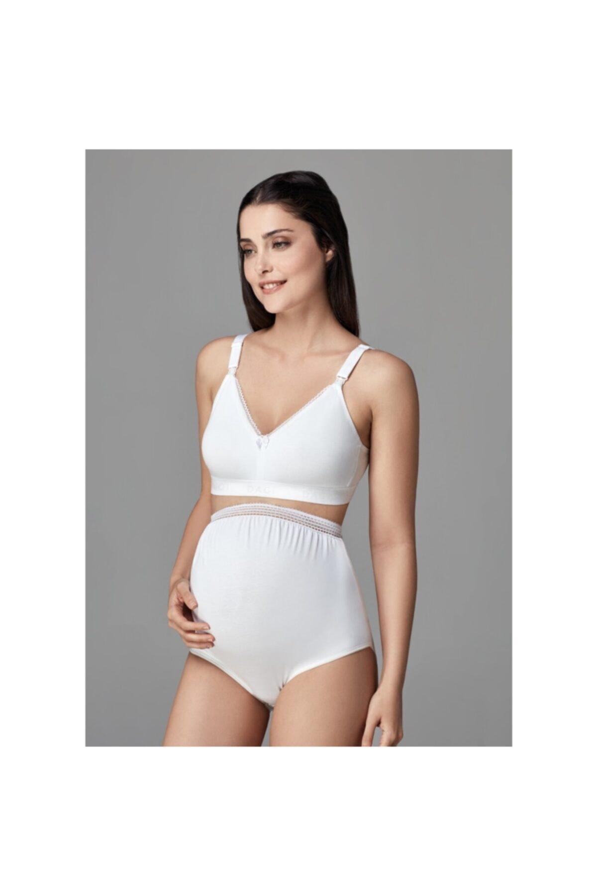 Dagi Kadın Beyaz Hamile Külot B0169258 1