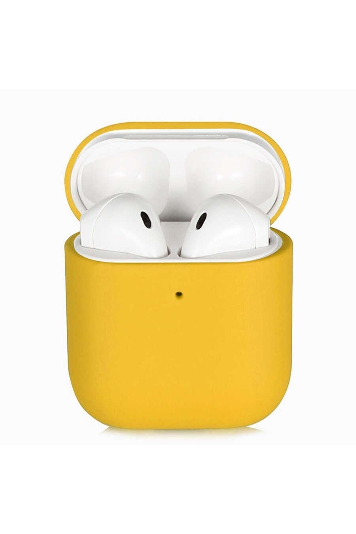 zore Apple Airpods Silk Silikon Kılıf 1