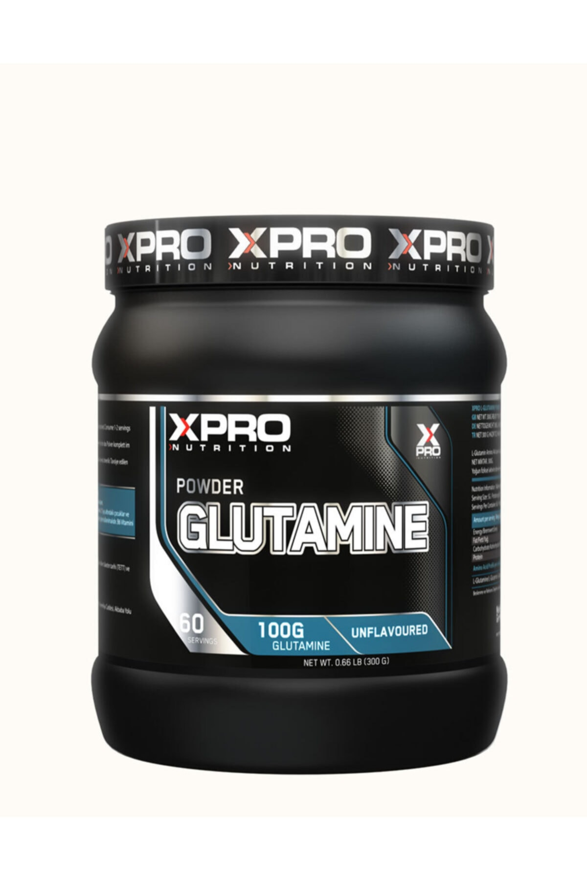 Xpro Nutrition Glutamine Powder 300gr 1