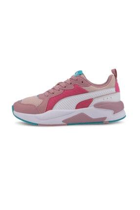 Puma X-RAY JR Pembe Kadın Sneaker Ayakkabı 101119283
