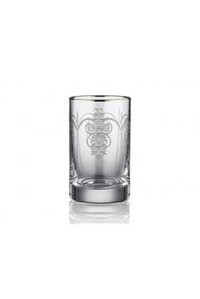 Cemile Helen Platinum Kahve Yanı Su Bardağı