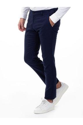 Mcr Erkek İndigo Slim Fit Pantolon