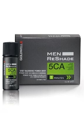 GOLDWELL Men Reshade 5 Ca Amonyaksız Köpük Boya 4x20ml