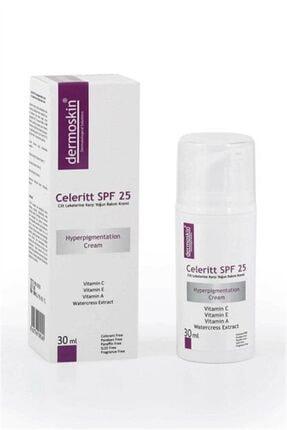 Dermoskin Celeritt Spf 25+ Hyperpigmentation Leke Kremi 30 ml