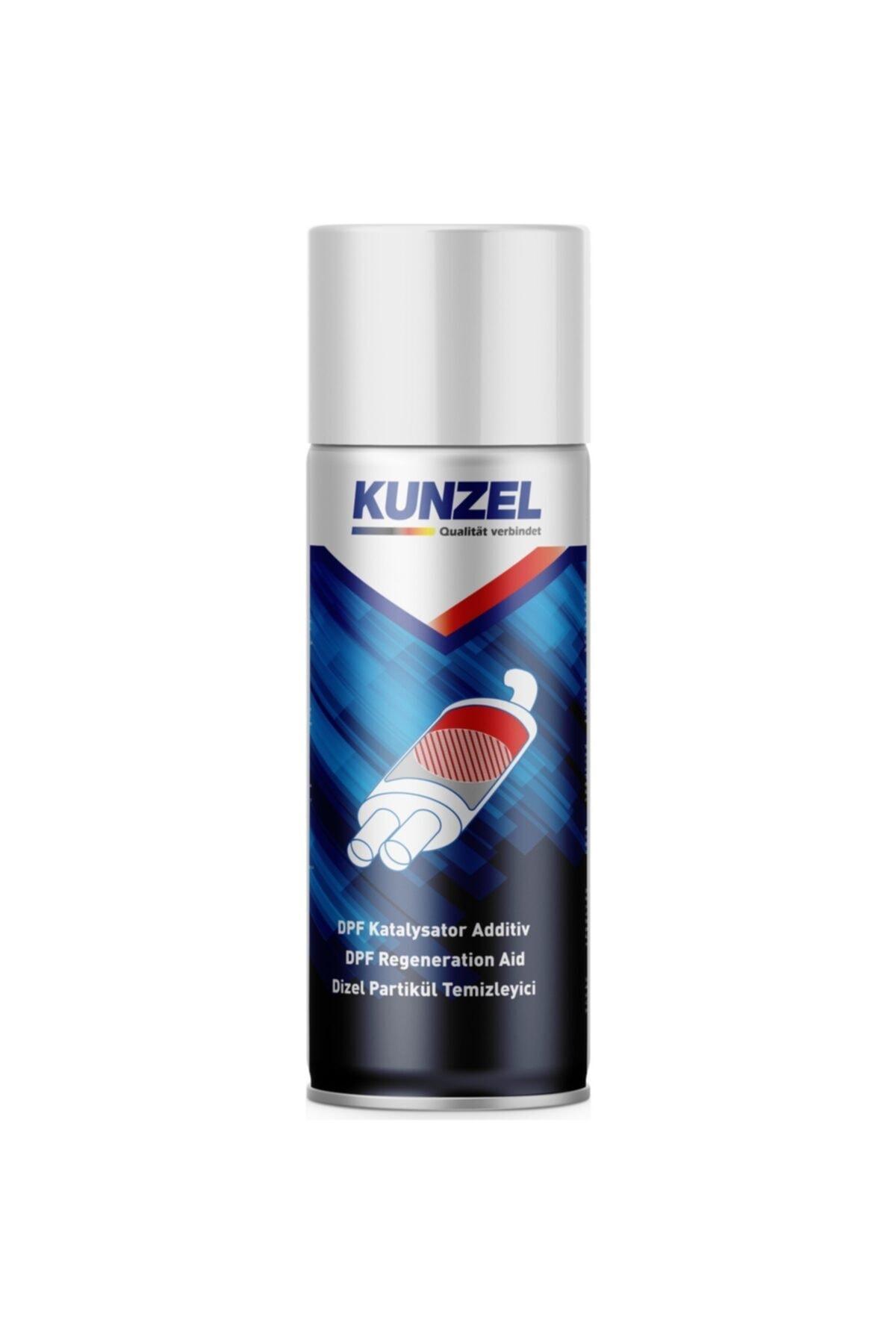 KUNZEL Dizel Partikül Filtre Temizleyici 500 ml 1