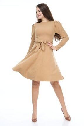 Manga Kadın Vizon Selanik Elbise