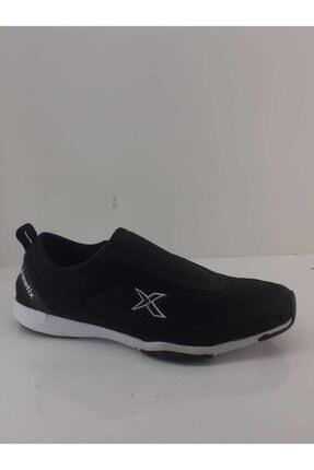 Kinetix As00000438 Siyah Beyaz Unisex Fileli Spor