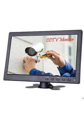 AUDİOMAX 10 Inç Araç Ve Tv Lcd Monitör Hdmı Vga Girişli 10 Inç Hd Ekran